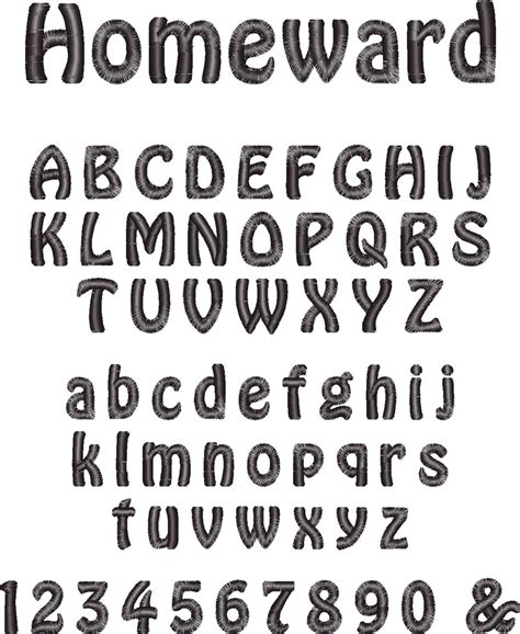 printable font names print font styles for names monogram express