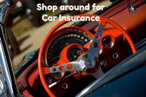 Car Insurance For by Shopping For Car Insurance What S Holding You Back
