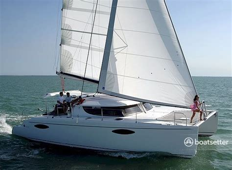 boatsetter contact rent a 2007 44 ft fountaine pajot orana 44 in deale md