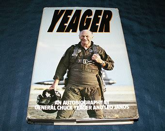 yeager biography book yeager etsy