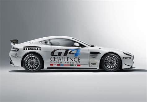 Aston Martin Gt4 by Aston Martin Gt4 Challenge Debuts At Watkins Glen Cars