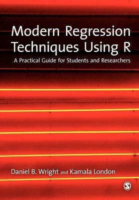 multilevel modeling using r books modern regression techniques using r a practical guide