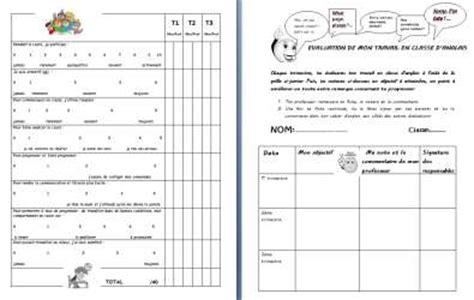 Grille évaluation Expression écrite Anglais by Evaluer Assessment Esl Resources