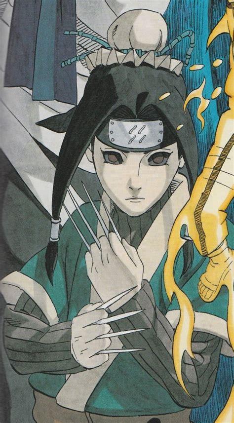 haku character comic vine