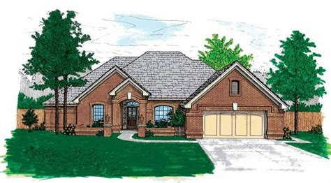 eplans new american house plan distinctive arches in eplans new american house plan single story traditional