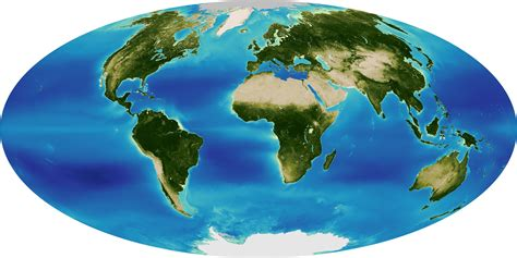 global map of earth the earth as a planet map