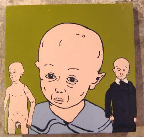 Color Painting by Www Derekerdman Com Quot Progeria Quot