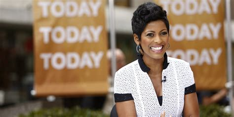 black female news anchor today show tamron hall on being first black woman to co anchor today