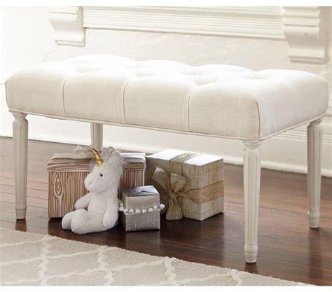 pottery barn upholstered bench pottery barn kids playroom furniture sale save 30 on
