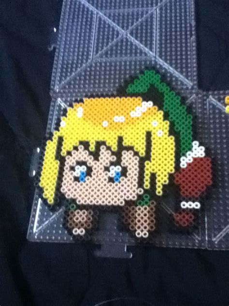 anime perler bead patterns pin by insanity bro on perler anime