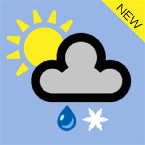weather forecast symbols for children clipart best