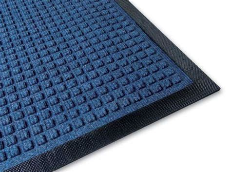 Commercial Mat by Spongemat Water Absorbing Indoor Entrance Mat With Rubber