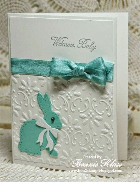 Handmade Cards Using Ribbon - 17 best images about cards using embossing folders on