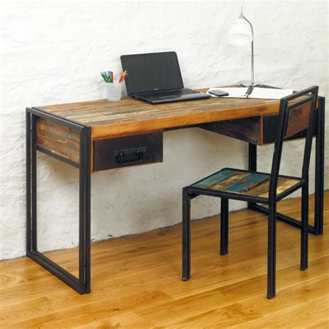 salvage office furniture 25 best ideas about reclaimed wood desk on