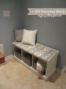 Front Entryway Bench Best 25 Entryway Bench Storage Ideas On Pinterest Entry