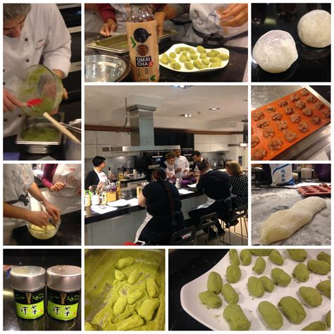curso cocina barcelona curso de mochis y postres con matcha barcelona