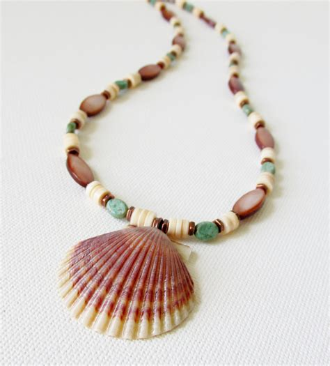 shell jewelry seashell necklace seashell jewelry shell by
