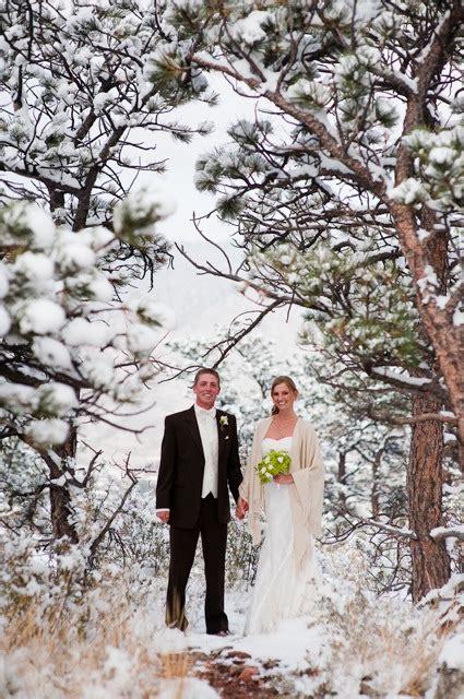 loving that colorado snow february 2012 snow lionscrest manor wedding and event center