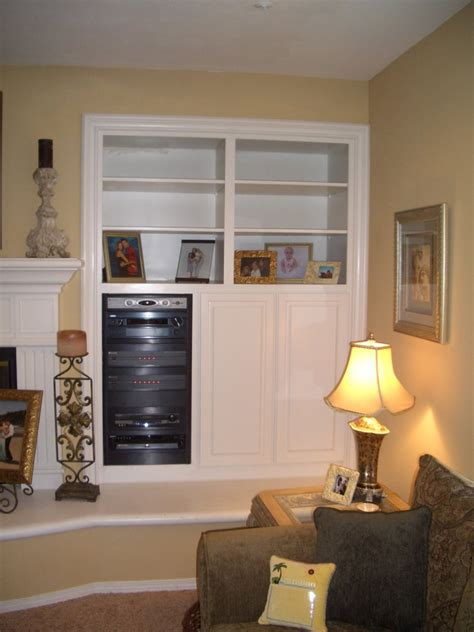 living room entertainment center