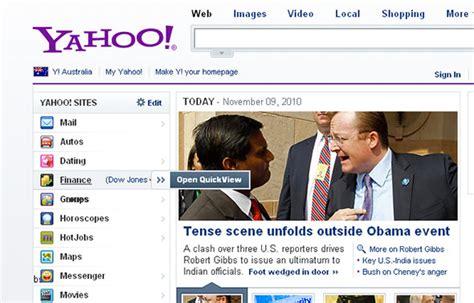 yahoo com the top 30 websites viewed in ie6