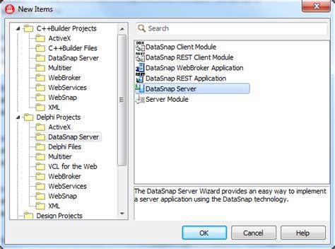 delphi tutorial service application delphi labs datasnap xe simple calculator service