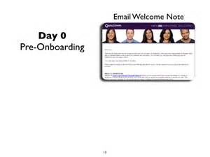 new employee email template new employee onboarding