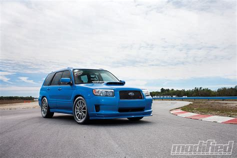 forester subaru modified 2008 subaru forester xt modified magazine