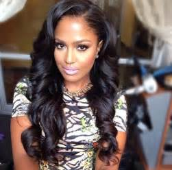 long hairstyles for quick weaves images