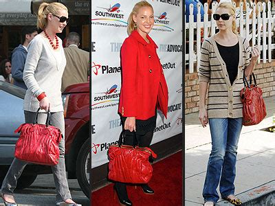Katherine Heigls Valentino Purse by I Really My Valentino Purse