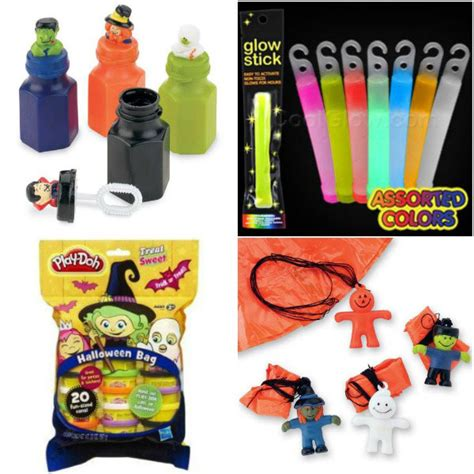 alternative goodies for your trick or treaters