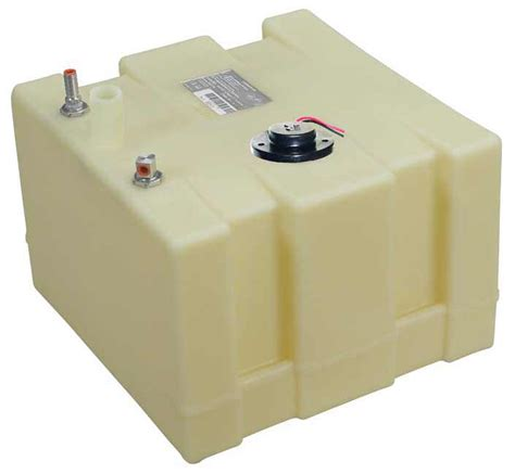 boat gas tanks below deck 15 gallon permanent below deck boat fuel tank
