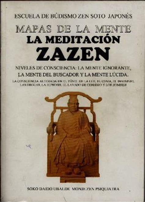 libro meditacin meditation la budismo zen japon 201 s