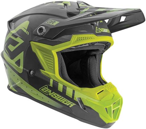 cheap youth motocross helmets 109 95 answer racing youth ar 1 ar1 mx helmet 1054953