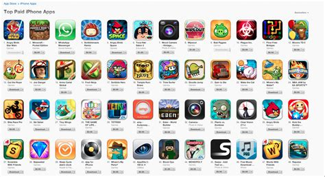 iphone app store download free games itunes browse the top free apps on the app store apple