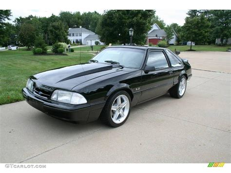 1992 mustang lx 1992 black ford mustang lx 5 0 coupe 17251468 photo 21