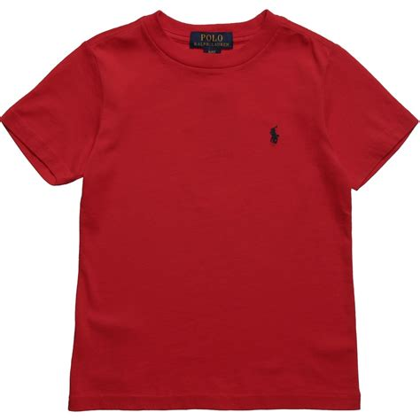 T Shirt Polo Boys 8 polo ralph boys pony logo t shirt childrensalon