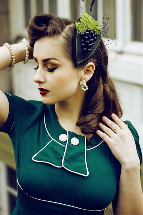 Vintage Wedding Hair Dos by 25 Retro Hairdos That Still Work Even Today