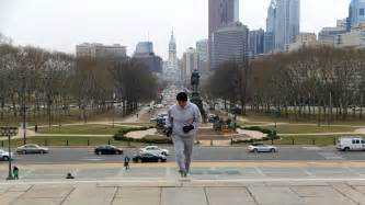 Rocky Stairs Philadelphia by Proposal To Redesign Rocky Steps Would Affect A City