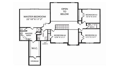 Plan Ii Worthington Essay by Worthington Plan 2st Floor Hallmark Homes Indiana S Leading Quot On Your Lot Quot Custom Builder