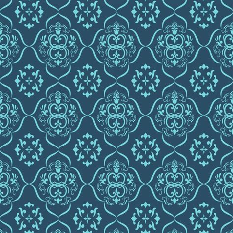 free royal background pattern vector damask seamless pattern background classical