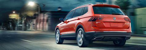 volkswagen tiguan safety features  ratings