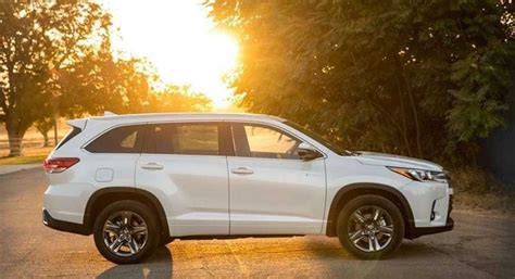 toyota upcoming suv 2020 will the 2020 toyota highlander be redesigned 2019