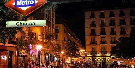 salir por madrid de noche zonas de marcha vida nocturna en madrid