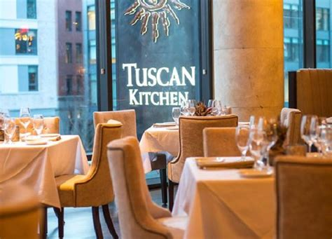 Tuscan Kitchen Seaport Boston by A Look Inside The Haute New Tuscan Kitchen Seaport