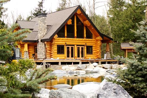 how much do log and timber homes cost streamline design