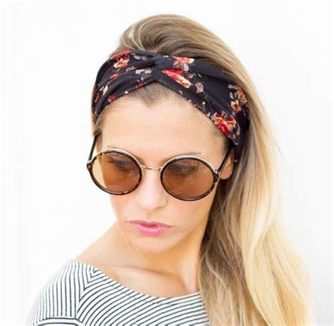 hairstyles with scarf headbands scarf headband turban turband sunglasses shades girl
