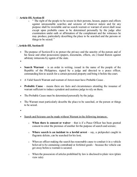 article iii section 2 trm14 article 3 section 2 notes
