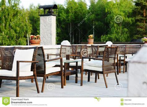 backyard veranda outdoor veranda stock photography image 19951662