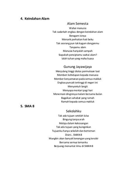 membuat puisi tentang gunung 10 puisi aneh