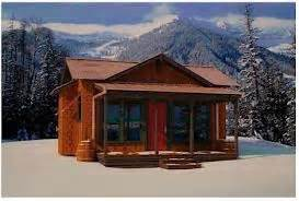 Pre Built Guest Cottage by Ready Made Log Cabin Homes Studio Design Gallery